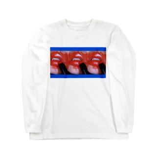 り Long sleeve T-shirts