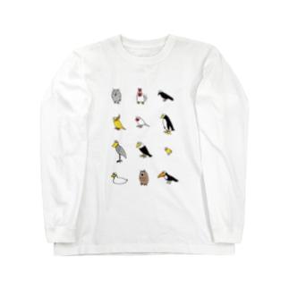CHUNバーズ Long sleeve T-shirts