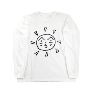 太陽子 Long sleeve T-shirts