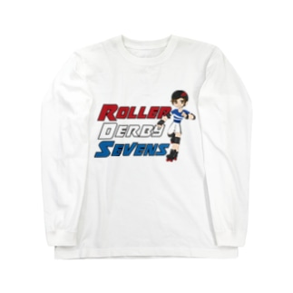 Roller Derby Sevens (Nanasuke) Long sleeve T-shirts
