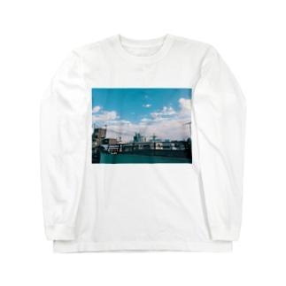 はちおおじ Long sleeve T-shirts