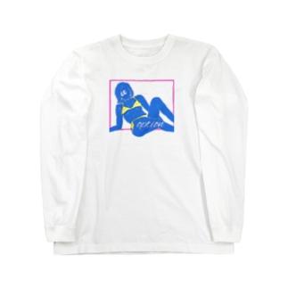 オプション Long sleeve T-shirts