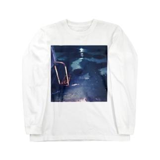 桜 Long sleeve T-shirts