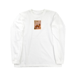 キエフの大門 Long sleeve T-shirts