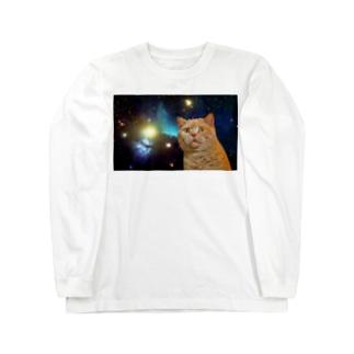 スペイシー Long sleeve T-shirts
