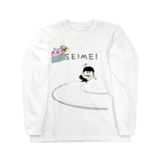 SEIMEI Long sleeve T-shirts