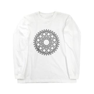 スプロケット Long sleeve T-shirts