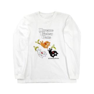 ネコ兄弟 tXTC_08 Long sleeve T-shirts