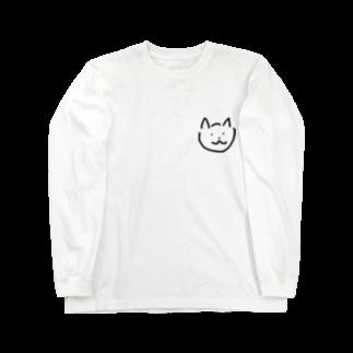 fandalのネコ Long sleeve T-shirts