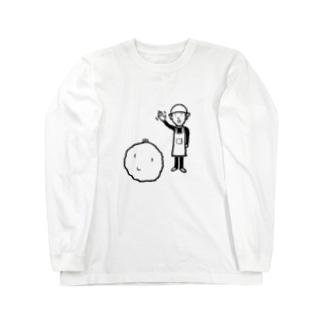 断捨離 Long sleeve T-shirts