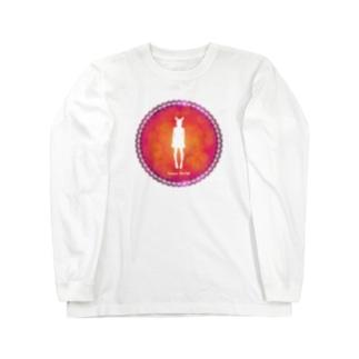 デザイン Long sleeve T-shirts