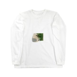 シンプル Long sleeve T-shirts