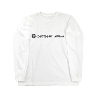 カルダノ ADA Long sleeve T-shirts