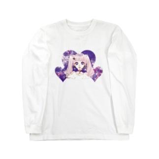 謎のゆめかわちゃん Long sleeve T-shirts