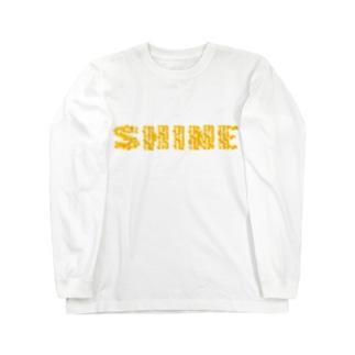 SHINE Long sleeve T-shirts