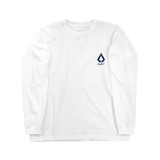 BBdesignのLisk MOON ! Long sleeve T-shirts