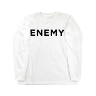 I'M YOUR ENEMY Long sleeve T-shirts