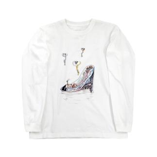 ハイヒール Long sleeve T-shirts