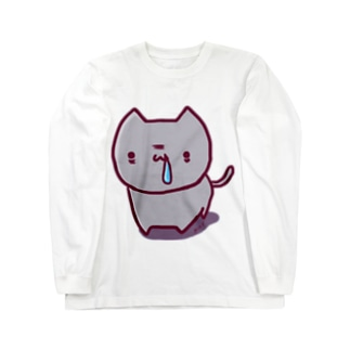 ずびにゃん Long sleeve T-shirts