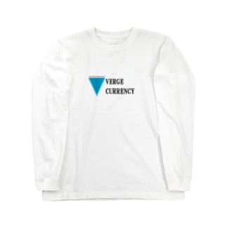 VERGE XVG ヴァージ Long sleeve T-shirts