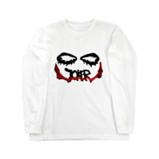 batman joker Long sleeve T-shirts