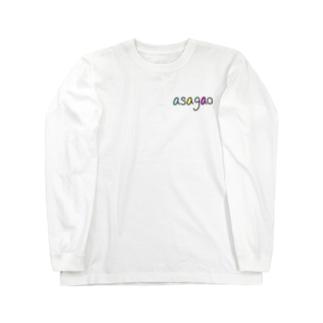 asagao Long sleeve T-shirts