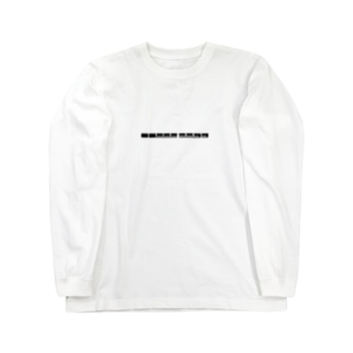 BLACKBASSlogoGOODS Long sleeve T-shirts