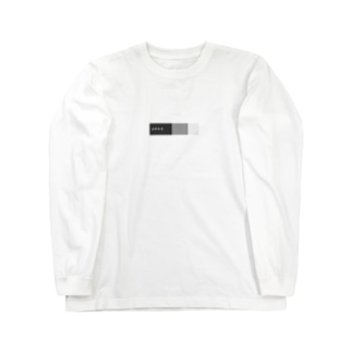 mush × mush #999 Long sleeve T-shirts