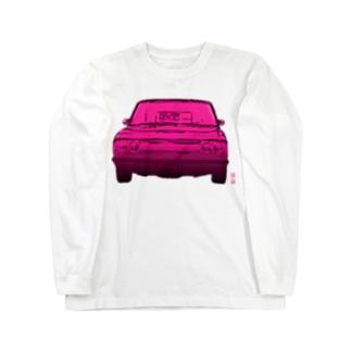 中古車 Long sleeve T-shirts