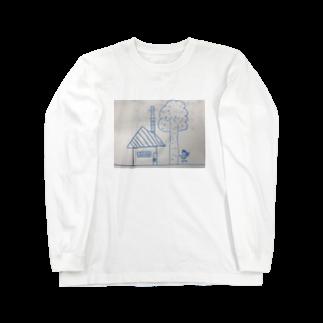 mizusakiの聖委員長のイラスト Long sleeve T-shirts