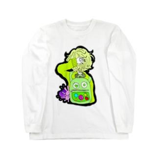 りゅっく Long sleeve T-shirts