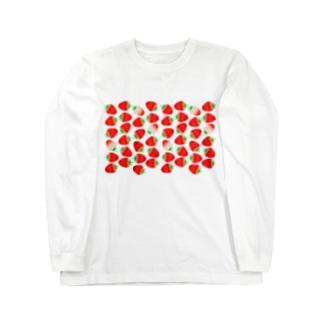 いちごちゃんず3 Long sleeve T-shirts