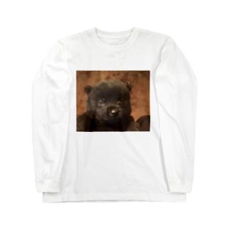甲斐犬  Long sleeve T-shirts