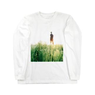 朝陽 Long sleeve T-shirts