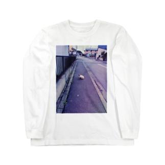 アナタドコノコ Long sleeve T-shirts