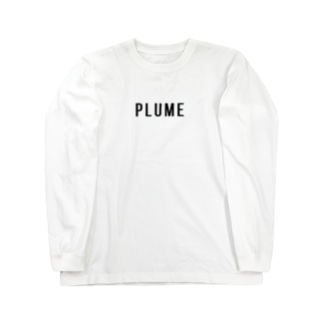 PLUME Long sleeve T-shirts