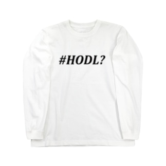 HODL Long sleeve T-shirts