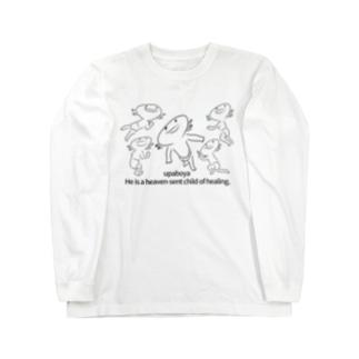 うーぱーぼうや PANICHI Long sleeve T-shirts