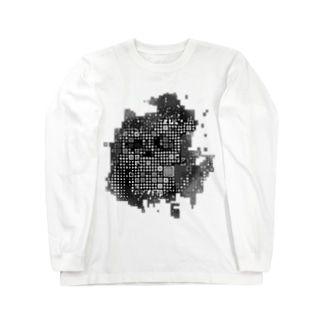 Scull squares Long sleeve T-shirts