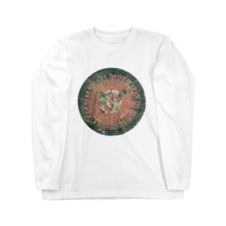 Buzludzha バズルジャ Long sleeve T-shirts