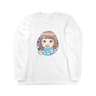 Maily's Flower♡ Long sleeve T-shirts