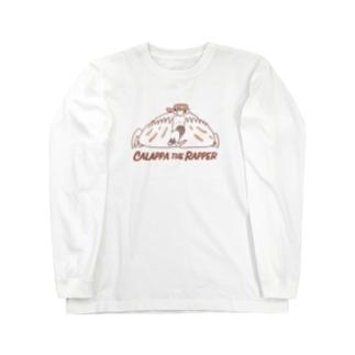 カラッパラッパー(ウォーム) Long sleeve T-shirts