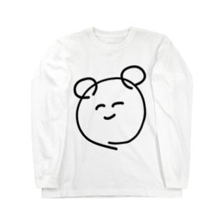 ひなもん Long sleeve T-shirts