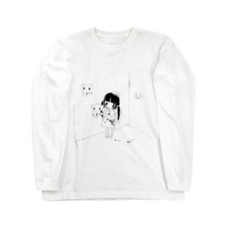 標本 Long sleeve T-shirts