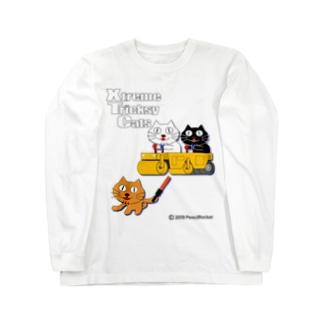 ネコ兄弟 tXTC_36 Long sleeve T-shirts