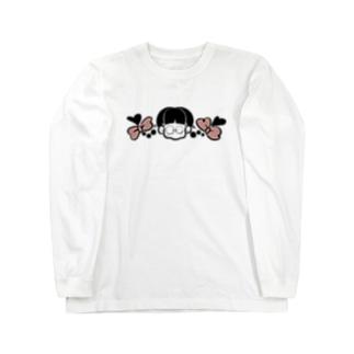 じょし Long sleeve T-shirts