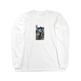 アディ女なの?ナイキ女なの? Long sleeve T-shirts