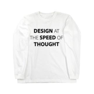 エックスディー Long sleeve T-shirts