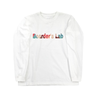 Boarder's Lab Long sleeve T-shirts
