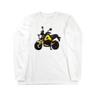 GROM YELLOW Long sleeve T-shirts